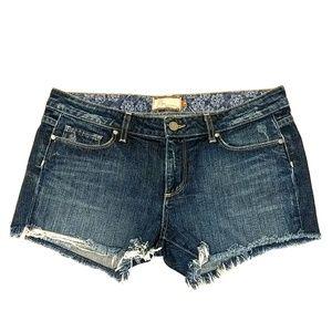 Paige Denim Melrose Cutoff Shorts